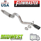 Flowmaster FlowFX Cat Back Exhaust System For 1997 99 Jeep Wrangler TJ 25L 40L
