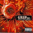 GRIP INC. - Power Of Inner Strength - CD - **Mint Condition**
