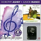 DOROTHY ASHBURY - Fantastic Jazz Harp Of/ Live At Top - CD - Live - *SEALED/NEW*