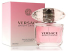 Versace Bright Crystal 3.0 oz / 90 ML Spray Eau De Toilette -BRAND NEW