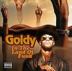 GOLDY - In Land Of Funk - CD - Explicit Lyrics Original Recording Mint