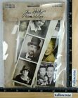 Tim Holtz PHOTOBOOTH idea ology 40 PIECES VINTAGE PHOTO BOOTH PHOTO STRIPS