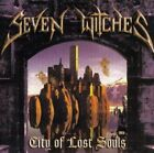 SEVEN WITCHES - City Of L Souls - CD - **BRAND NEW/STILL SEALED**