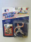 1988 Baseball Starting Lineup SLU Figure Rookie Card Zane Smith Atlanta Braves