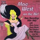 MAE WEST - Mae West On Air - CD - **Mint Condition**