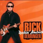 RICK DERRINGER - Rockin' American - CD - **Mint Condition** - RARE