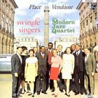 MODERN JAZZ QUARTET/ SWINGLE - Place Vendome - CD - *BRAND NEW/STILL SEALED*