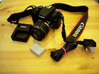 Canon EOS 1000D DSLR Digital Camera, 18-55mm EF-S IS Lens & Charger Included