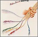 ROBIN TROWER - Back It Up - CD - **Excellent Condition**