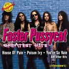 FASTER PUSSYCAT - Faster Pussycat - Greatest Hits - CD - **Mint Condition**