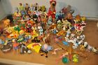 Vintage mixed lot toy action figures