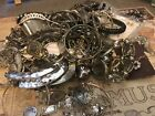 Estate Jewelry Lot Modern All Wearable 55+ Piece 5 Pounds Lbs Signed Statement