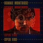 RONNIE MONTROSE - Open Fire - CD - Import - **BRAND NEW/STILL SEALED** - RARE