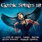 GOTHIC SPIRITS 18 - V/A - 2 CD - IMPORT - **BRAND NEW/STILL SEALED** - RARE
