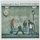 BACKYARD BABIES - Independent Days - CD - Enhanced Import - Excellent Condition