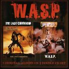 W.A.S.P. - Wasp / Last Command ( 2 Set ) - 2 CD - Import Original Recording NEW