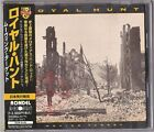 Royal Hunt Moving Target Japan CD Obi 1995 TECW-25109