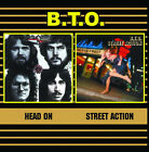 Bachman-Turner Overdrive - Street Action / Head On CD