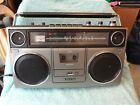 SANYO RARE VINTAGE BOOMBOX FROM 1979