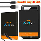 UPGraded AceSoft 4520mAh Replacement Battery or Dock Charger for LG V20 BL 44E1F