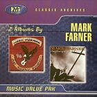 MARK FARNER - Just Another Injustice / Some Kind Of Wonderful - CD - **VG**