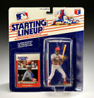 Kenner Starting Lineup 1988 Kal Daniels Baseball Cincinnati Reds ROOKIE