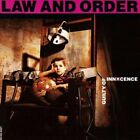 LAW AND ORDER - Guilty Of Innocence - CD - **BRAND NEW/STILL SEALED** - RARE