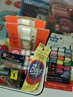 Vintage Needlecraft Kits And Accessories (3 unopened kits) lots of accessories