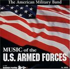 AMERICAN MILITARY BAND - Music Of U.s. Armed Forces - CD - Super - Dsd - **NEW**