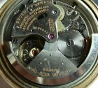 Vintage Gruen Precision 462SS Autowind Men's Bumper Movement ENAMEL 17j watch