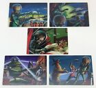 2012 Topps Heritage MARS ATTACKS 50th 85 Card Master Set Box Poster 3D Deleted