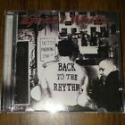 Back to the Rhythm by Great White very rare CD (2007 Shrapnel Records SH-1192 2)