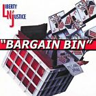 LIBERTY N' JUSTICE - Bargain Bin - CD - **Excellent Condition**