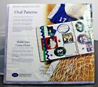 Creative Memories Scrapbooking Craft Oval Patterns New in Package