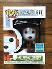 FUNKO POP PEANUTS SERIES ASTRONAUT SNOOPY BARNES & NOBLE SDCC SHARED EXCLUSIVE
