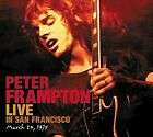 PETER FRAMPTON - Live In San Francisco - CD - Original Recording Remastered NEW