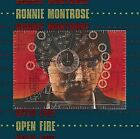 RONNIE MONTROSE - Open Fire - CD - Original Recording Reissued - **SEALED/ NEW**