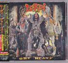 Lordi Get Heavy Japan CD 2 Bonus Obi 2007 BVCM-37891