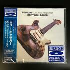 Big Guns – The Very Best Of Rory Gallagher [Japanese Import w.obi] NEW BluspecCD