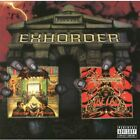EXHORDER - Slaughter In Vatican / Law - 2 CD - **Excellent Condition** - RARE