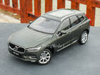 118 Scale VOLVO XC60 2018 Diecast Model Car Collect Decoration Gift Grey