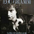 LOU GRAMM - Long Hard Look - CD - **Excellent Condition**
