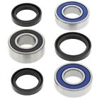 Husqvarna WRE125 1995 Rear Wheel Bearings And Seals