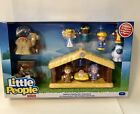 Fisher Price Little People Childrens Christmas Nativity Scene Set NEW 2015