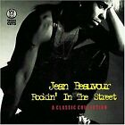 JEAN BEAUVOIR - Rockin' In Street - CD - Import - **BRAND NEW/STILL SEALED**