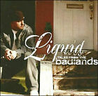 LIQUID TALES FROM THE BADLANDS  CD