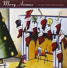 MERRY AXEMAS - A GUITAR CHRISTMAS - V/A - CD - **BRAND NEW/STILL SEALED**