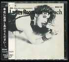 Ladies Room - Eat A Peach JAPAN CD OBI 1993 KSC2-32 Kamaitachi, Glam Metal
