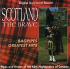 PIPES & DRUMS OF 48TH HIGHLANDERS - Scotland Brave: Bagpipes Greatest Hits - NEW