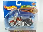 Hot Wheels Harley Davidson Heritage Softail Classic 1:18 Die Cast Sealed